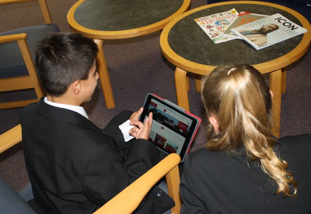 Oakham School and Planet eStream