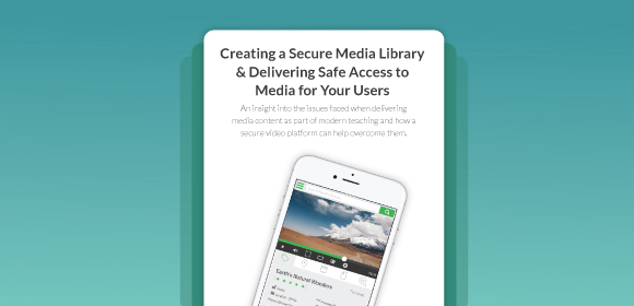 Create a Secure Media Library